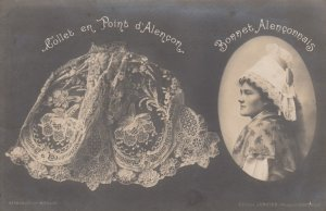 RP: ALENCON , France , 00-10s Lace Work