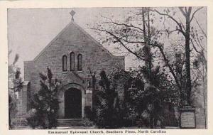 North Carolina Southern Pines Emmanuel Episcopal Church
