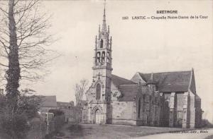 Lantic ,Cotes-d'Armor department (Brittany region) , France , 00-10s ; Chapel...