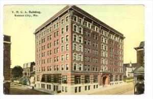 Y.M.C.A. Building, Kansas City, Missouri, 1900-1910s