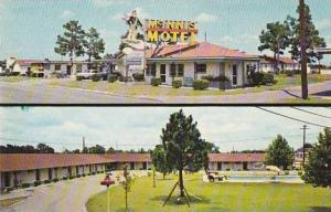 North Carolina Fayetteville McInnis Motel