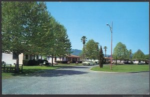 CA CALISTOGA Pacheteau's Original CALISTOGA HOT SPRINGS cottages 1950s-1970s