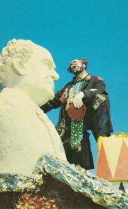 BRIDGEPORT , Ct. , 50-60s : Barnum Festival , clown