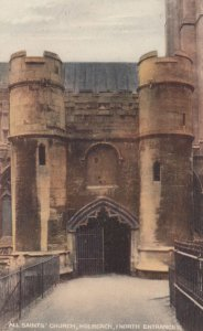 HOLBEACH , England ,1910s ; All Saint's Church