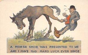Horse Comic Horse Unused