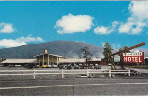 Exterior,  Grasslands Hotel Ltd.,  Merritt,  B.C.,  Canada,  40-60s