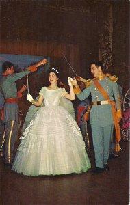 Natchez MS, Confederate Pageant, Young Men & Women in Uniform, Period Dress 1965