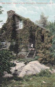 Slab Sides Home Of John Burroughs Poughkeepsie New York