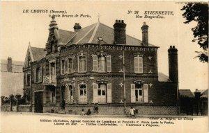 CPA LE CROTOY ETIENNETTE Rue Desgardins (868974)