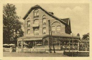 belgium, TERVUEREN, Bond's Hotel La Vignette (1940s) Postcard
