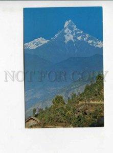3164254 NEPAL POKHARA Peak of Machhapuchhare OLD PC