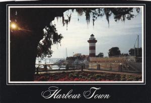 Harbour Town, Lighthouse, HILTON HEAD ISLAND, South Carolina, 50-70´s