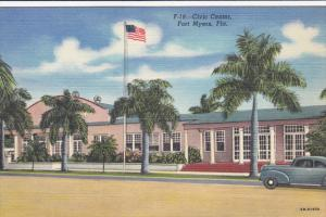 Civic Center, Classic Car, FORT MYERS, Florda, 30-40's