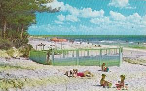 Florida St Petersburg Passe A Grille Beach 1975