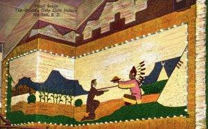 Mitchell, South Dakota, SD, Panel, Corn Palace, 1959 Vintage Postcard g9036