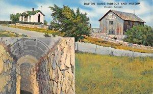 Dalton gang hideout and museum Meade Kansas