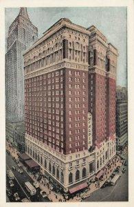 NEW YORK CITY, 1930s ; Hotel McAlpin, Broadway at 34th Street