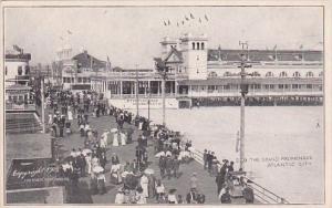 New Jersey Atlantic City The Grand Promenade