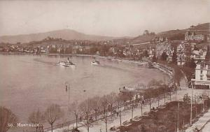 RP, Ships, Montreux (Vaud), Switzerland, 1920-1940s
