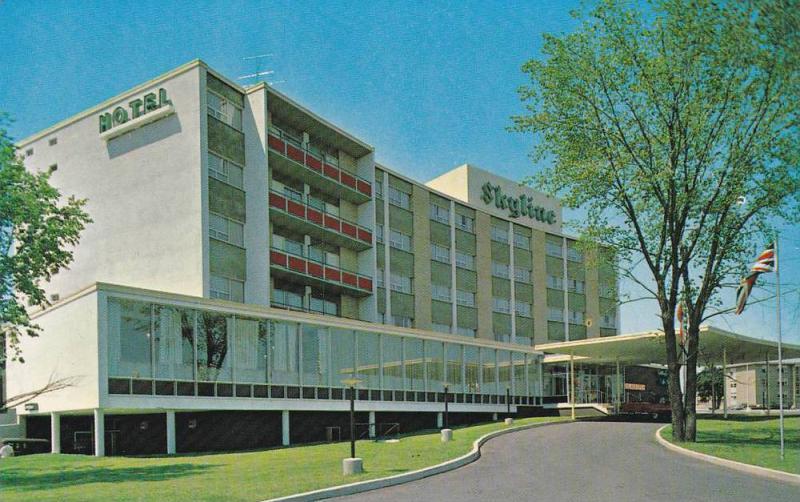 Skyline Hotel Brockville Ontario Canada 40 60 S