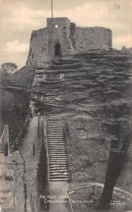 BR62804 the keep steps carisbrooke castle isle of wight    uk