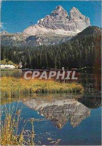 Postcard Modern Mountain