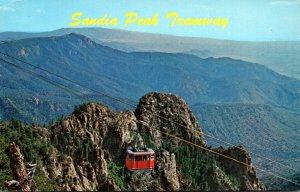 New Mexico Albuquerque Sandia Peak Aerial Tramway