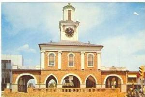 Old Market House, Fayetteville, North Carolina, 1966