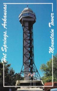 Arkansas Hot Springs Mountain Tower