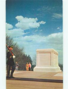 1950's TOMB OF UNKNOWN SOLDIER Arlington Virginia VA E3190