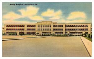 Louisania Alexandria  Charity Hospital