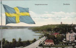 Sweden Stockholm Djurgardsbrunnsviken