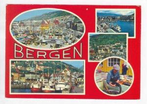 Norge/Norway Bergen, Harbour Centre Vagen 50-60s