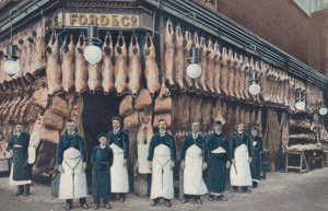LONDON , England , 00-10s ; FORD & Co. Butchers