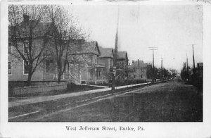 West Jefferson Street Butler, Pennsylvania PA