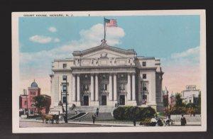 Court House Newark, NJ - 1910s - Unused