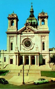 Minnesota Minneapolis Basilica Of St Mary