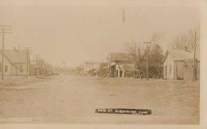 RP: CLEARWATER , Kansas , 00-10s ; Main Street