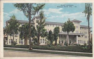 Hotel Alabama Winter Park Florida 1924