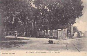 Africa Sudan Avenue Borgnis-Desbordes Kayes
