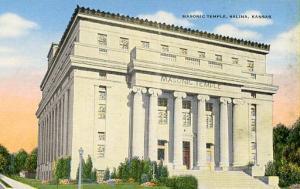 KS - Salina, Masonic Temple