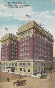 Texas El Paso Hotel Paso Del Norte Curteich