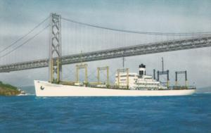 S.S. America Transport, Outbound to the Orient, 1940-60s