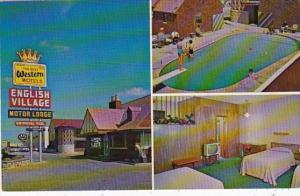 Kansas Wichita Englis Village Motor Lodge