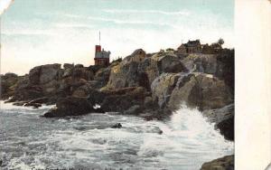 25234 ME, Cape Elizabeth, Shore Scene, Delano Park
