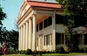 Alabama Huntsville Pope-Scragins Home
