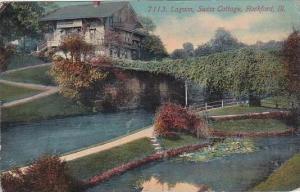Illinois Rockford Lagoon Swiss Cottage