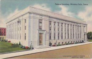 Federal Building, Wichita Falls, Texas, PU-1948