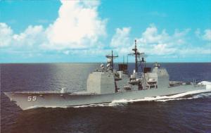 U S S Leyte Gulf (CG-55)
