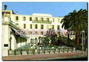 Postcard Moderne Menton House A Retreat Holiday V R R St Michel